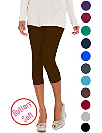 Brown jeggings size 24