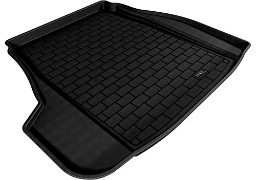 3D MAXpider Custom Fit All-Weather Cargo Liner for Select BMW 5 Series (E60) Models - Kagu Rubber (Black)