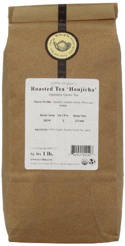 The Tao of Tea Roasted Tea Houjicha, 1-Pounds ()