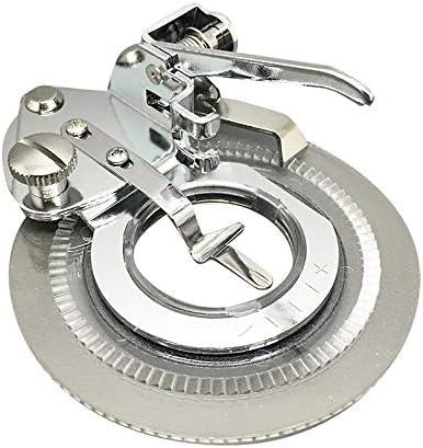 Para máquinas de coser con tornillo de flores de punto de pie con ...