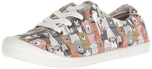 - Skechers BOBS Women's Beach Bingo-Dog House Party Sneaker, TPMT, 6.5 M US