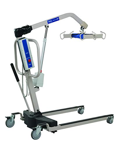 Invacare Reliant Heavy-Duty Power Lift, With Manual Low Base, 600 lb. Weight Capacity, RPL600-1