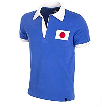 COPA Football - Camiseta Retro Japón años 1950 (M): Amazon ...