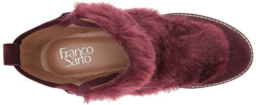 Women's Sarto Franco Burgundy Dark Boot L Ankle Highland zHwC8xqw