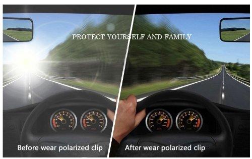 polarized sunglasses for fishing  Amazon.com: Royal Blue Mirror Retro Polarized Clip-on Flip-up ...