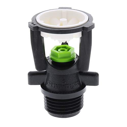 (Senninger Irrigation Inc. Mini-Wobbler - Orientation : Upright - Nozzle : #7-Lime)