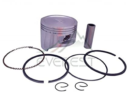 Amazon Com Everest New Piston Kit With Rings And Pin 8hp Fits Honda