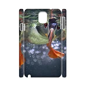 Custom Animal Case for Samsung Galaxy Note 3 N9000 with Diving duck yxuan_9790118 at xuanz