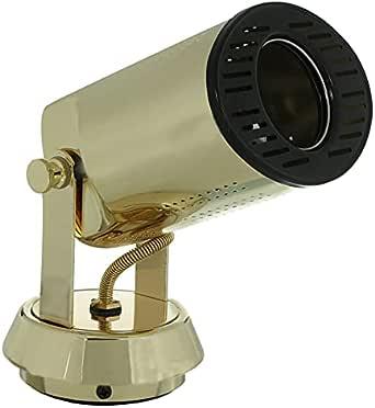 ضوء سبوت سينجل من ماكيا 8606 - ذهبي