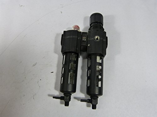Norgren C72H-2AK-AW3-RMG-QWN Filter Regulator Lubricator