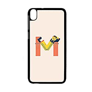 Abstract Back Phone Covers For Teens Printing Creative Alphabet For Htc Desire 820 Choose Design 3