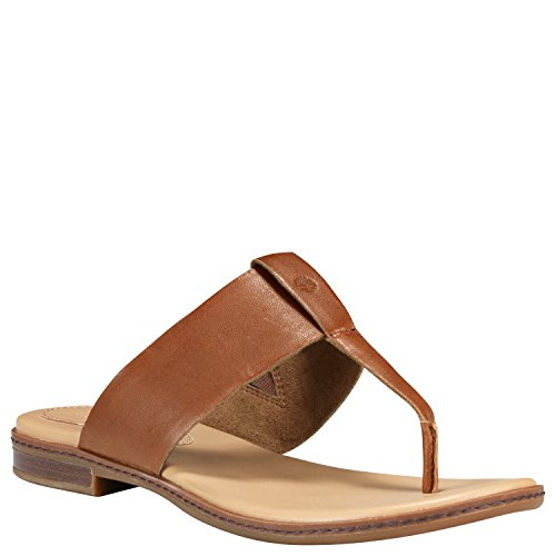 Thong Cherrybrook Timberland Sandals Brown Women's 4ERP15qw