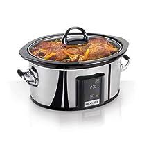 Crock-Pot SCVT650PS-CN 6.5 Quart, Touchscreen Slow Cooker