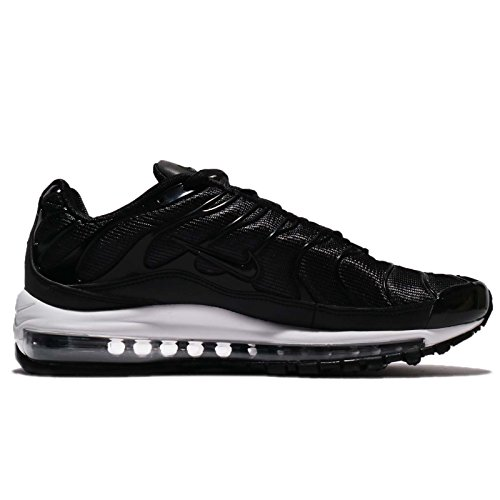 Nike Mens Air Max 97 Plus, Nero / Antracite-bianco Nero
