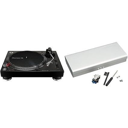 Amazon.com: Pioneer Dj plx-500-k Direct Drive Tocadiscos de ...