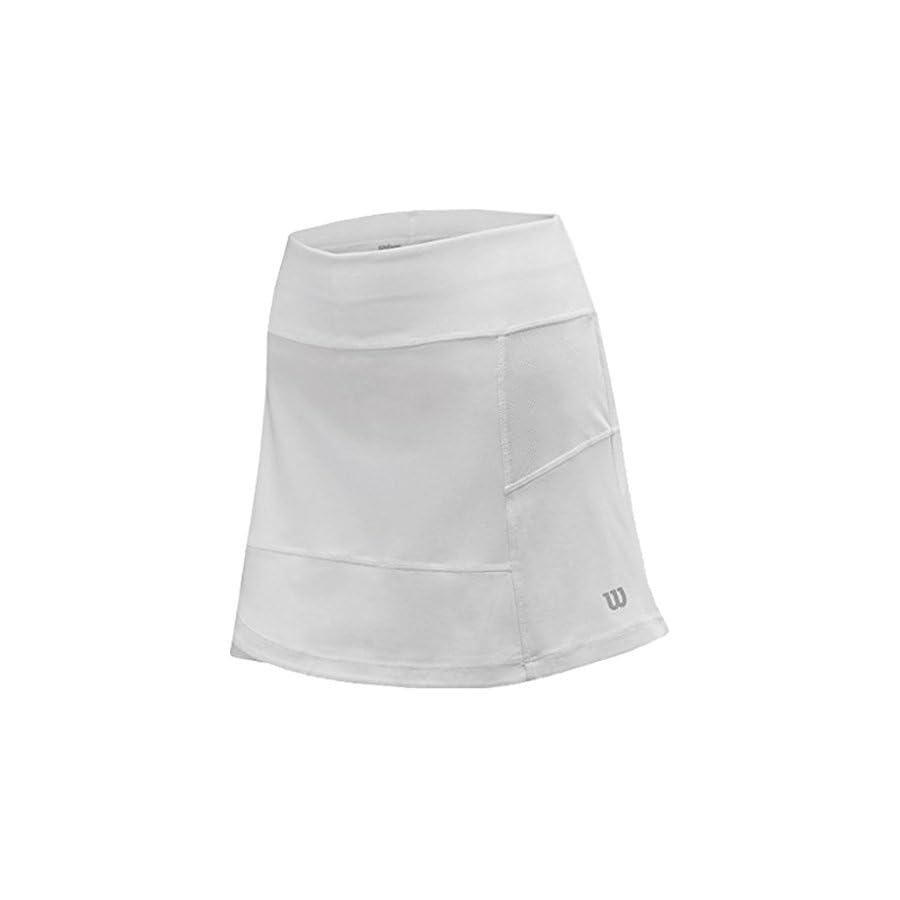 """2015 Wilson Tennis Womens Rush Flare 13.5"""" Skirt"""