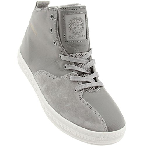 very cheap sale online genuine cheap online NFN Gourmet Men's Trainers Gray GREY outlet 2015 new zdb0E