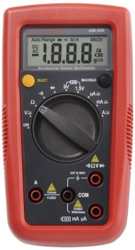 AMPROBE am-500/Â/Digital Multimeter by Amprobe