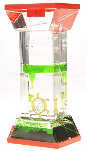 Ampersand Shops Green Liquid Motion Bubbler
