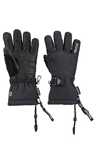 Marmot Women's Randonnee Glove, Medium, Black