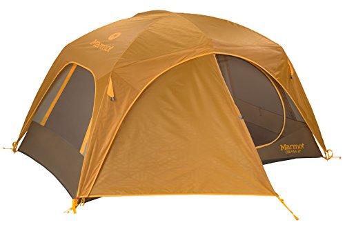 Marmot Colfax Tent - 2 Person Golden Copper/Dark (Convert 2 Person Tent)