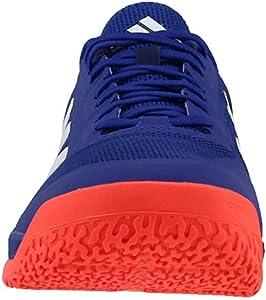 adidas Stabil Bounce Handball Shoes Men mystery ink footwear white solar red