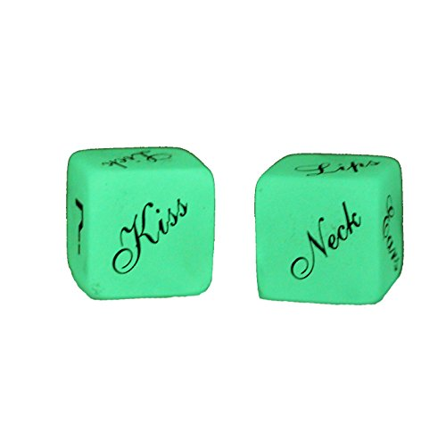Sex Positions Glow In The Dark Dice By Kama Sutra Fun -4752