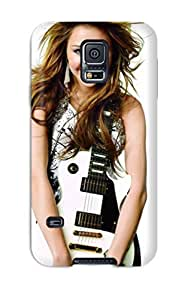 Awesome Design Miley Cyrus 61 Hard Case Cover For Galaxy S5
