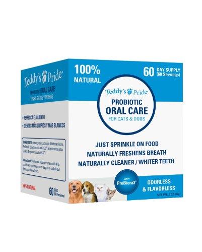 Teddy's Pride® Oral Care, My Pet Supplies