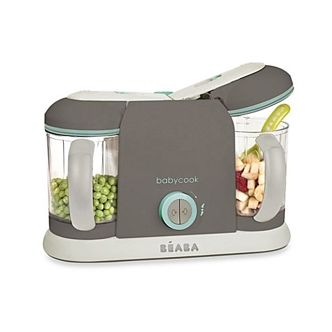 System Nutrient Commercial (BEABA Babycook  Pro 2X, Latte Mint)
