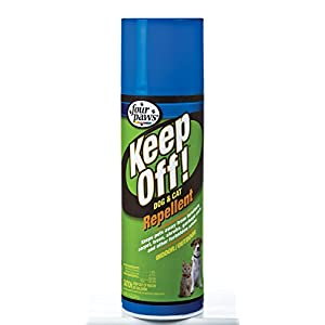 Four Paws Keep Off 10 oz Indoor and Outdoor Cat and Dog Repellent