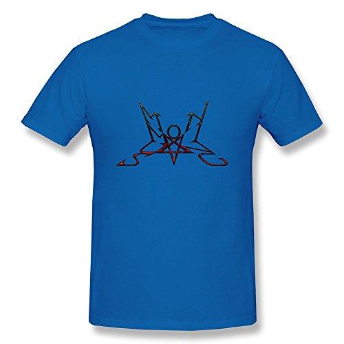 TBTJ Summoning Band Tshirts For Men RoyalBlue XX-Large