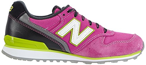 New Balance Carnival 996, Sneakers basses femme Rose (pink/black)