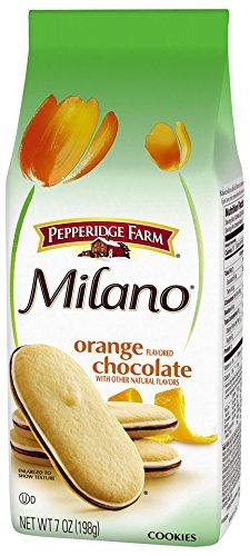 AMAZOn Pepperidge Farm Milano Cookies, Orange, 7 Ounce (P...