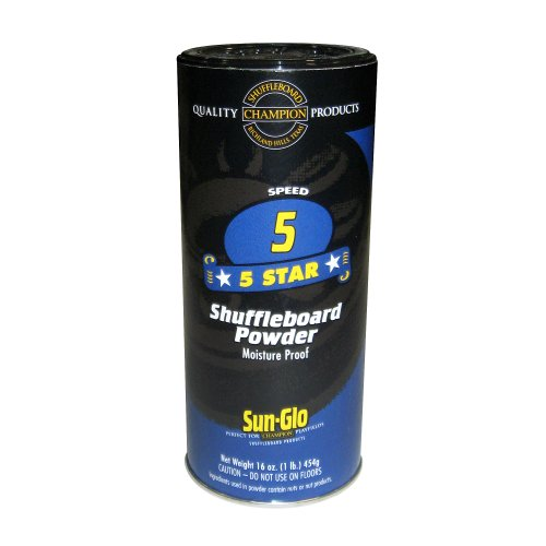 Hathaway Shuffleboard Wax Powder