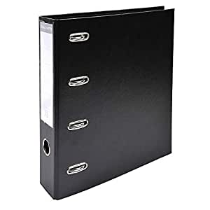Amazon.com: Exacompta 53062E - Archivador doble (PVC, DIN A4 ...