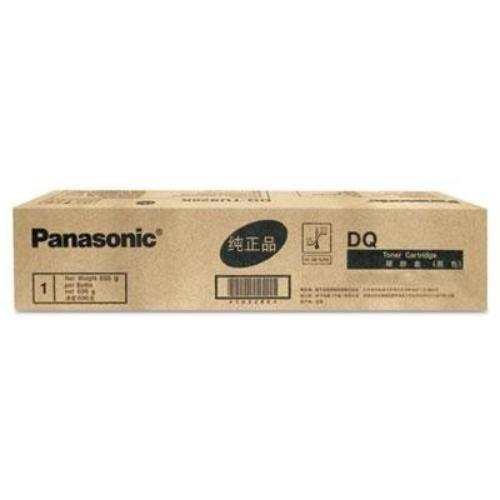 Panasonic - Dqur3k High-Yield Toner 6000 Page-Yield Black