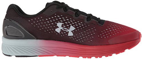 Under Armour Men's Charged Bandit 4 Running Shoe Black (005)/Red dIPXLJGFES