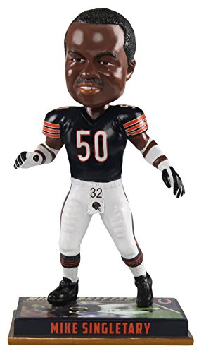 Forever Collectibles Mike Singletary Chicago Bears NFL Legends Series Special Edition Bobblehead NFL
