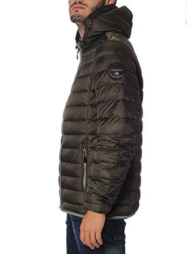 Men's Long Verde Jacket Napapijri Sleeve Aerons B 1wqU8Av