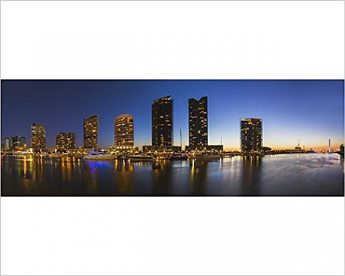 photographic-print-of-melbourne-dockland