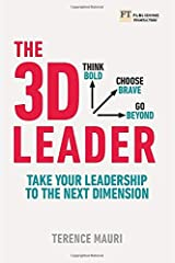 The 3D Leader: Take your leadership to the next dimension Paperback