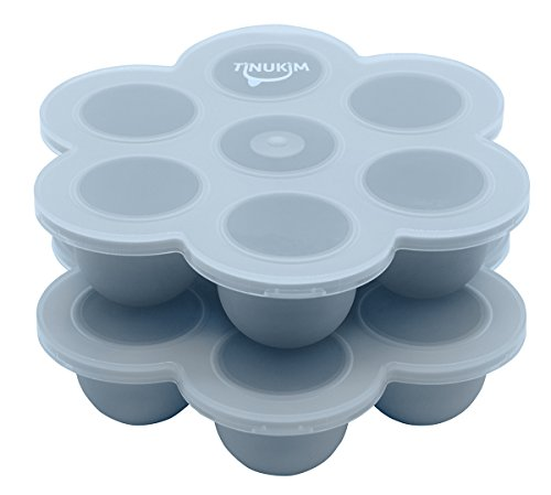 Tinukim Freezer Silicone Containers Dishwasher product image