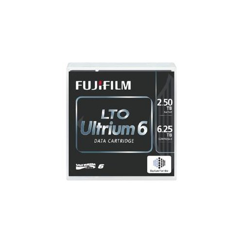 bafe Fuji 16310732 Tape Lto Ultrium-6 2.5tb//6.25tb Barium Ferrite