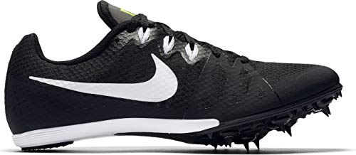 Negro Zapatillas Deporte 8 black 017 De 017 white Eu volt 45 Zoom Adulto Nike M Unisex Rival wqIIYz