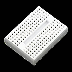 CanaKit Breadboard Mini Self-Adhesive