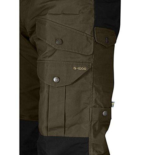 Pro Coupe Long Vidda Pantalon Dark Fjällräven Olive Homme Ordinaire Pour n5BqIw1