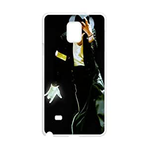 Happy Michael Jacks Cell Phone Case for Samsung Galaxy Note4