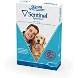 Sentinel Spectrum for Large Dogs, Blue Pet Meds