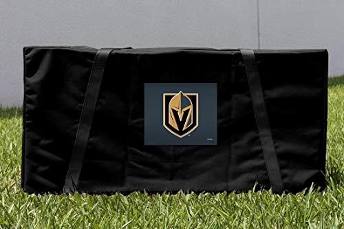 Victory Tailgate Vegas Golden Knights NHL Regulation Cornhole Carrying Case
